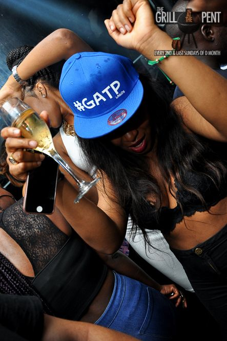 Grill at the Pent Back to the Future Edition - Bellanaija - October2014050