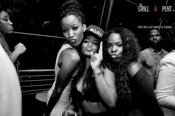 Grill at the Pent Back to the Future Edition - Bellanaija - October2014051