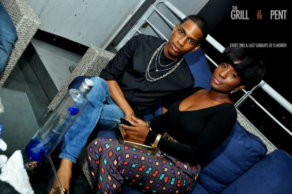 Grill at the Pent Back to the Future Edition - Bellanaija - October2014052