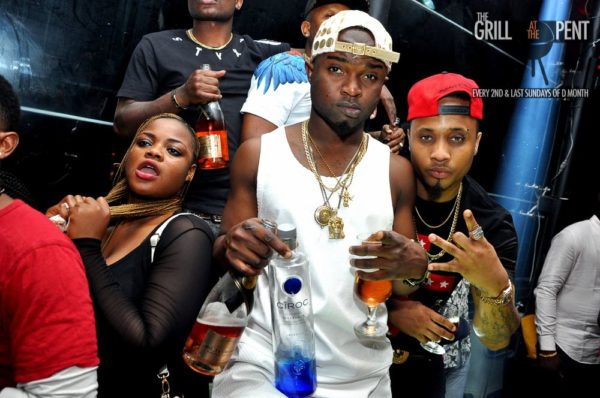 Grill at the Pent Back to the Future Edition - Bellanaija - October2014053
