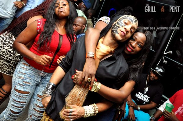 Grill at the Pent Back to the Future Edition - Bellanaija - October2014054