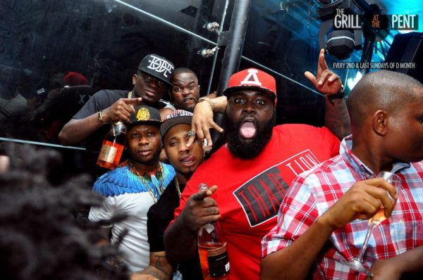 Grill at the Pent Back to the Future Edition - Bellanaija - October2014056