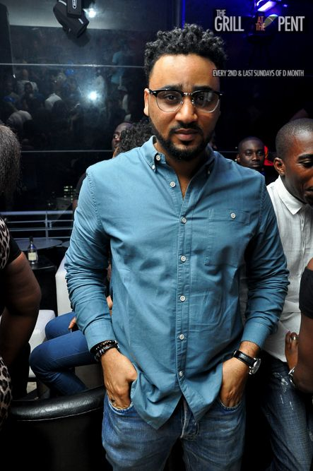 Grill at the Pent Back to the Future Edition - Bellanaija - October2014058