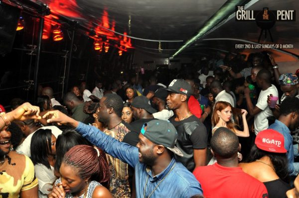 Grill at the Pent Back to the Future Edition - Bellanaija - October2014059