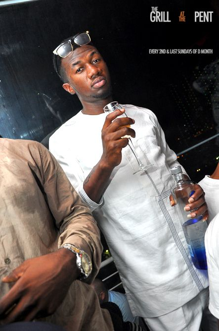 Grill at the Pent Back to the Future Edition - Bellanaija - October2014061