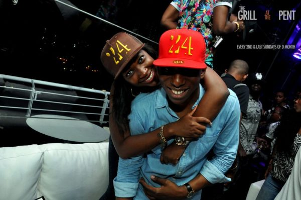 Grill at the Pent Back to the Future Edition - Bellanaija - October2014062