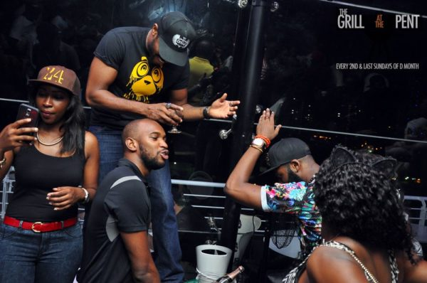 Grill at the Pent Back to the Future Edition - Bellanaija - October2014064