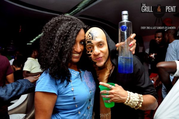 Grill at the Pent Back to the Future Edition - Bellanaija - October2014065
