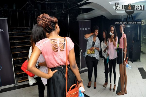 Grill at the Pent Back to the Future Edition - Bellanaija - October2014068