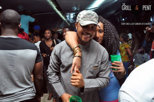 Grill at the Pent Back to the Future Edition - Bellanaija - October2014070