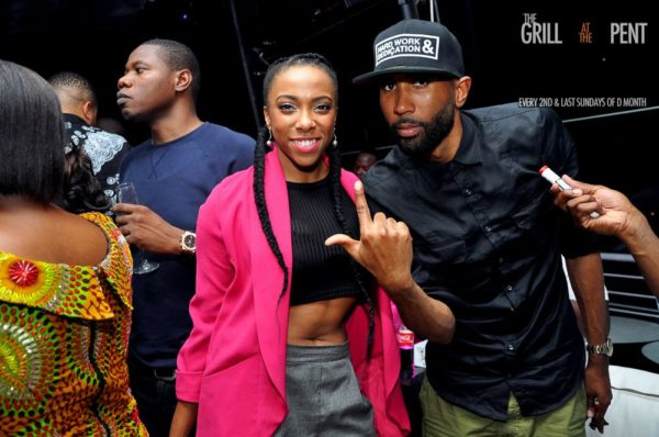 Grill at the Pent Back to the Future Edition - Bellanaija - October2014073