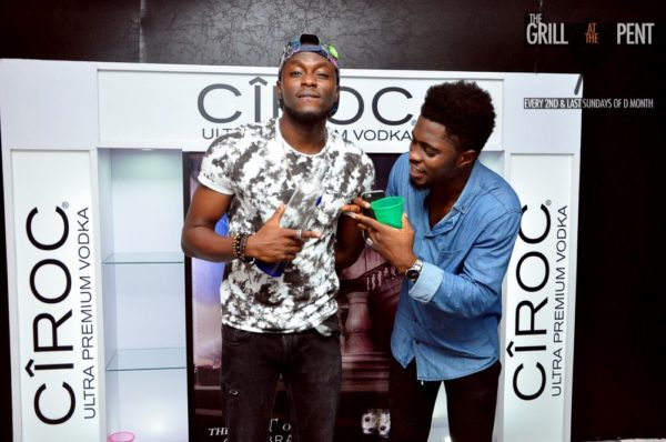 Grill at the Pent Back to the Future Edition - Bellanaija - October2014075