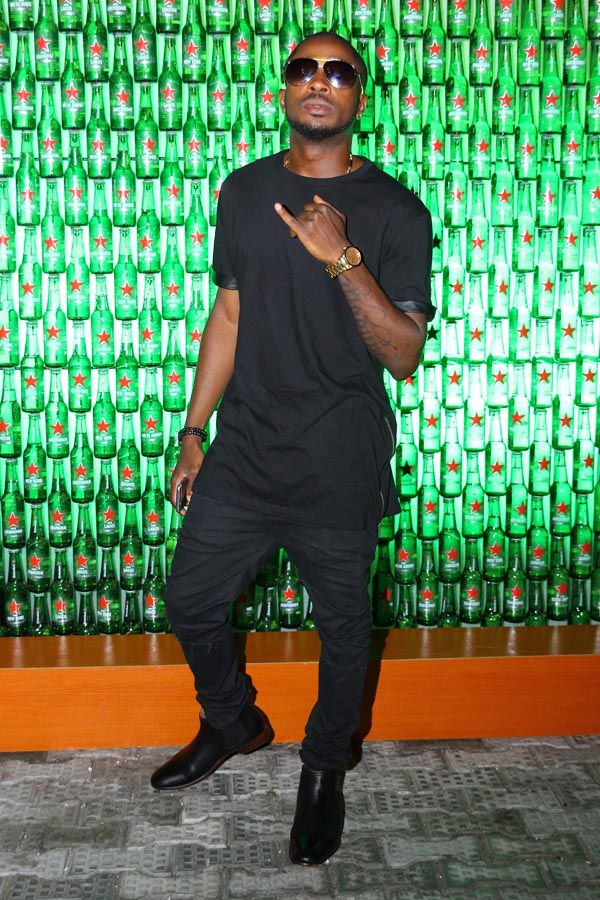 Heineken's Green Light Party with Tim Westwood - Bellanaija - November2014001 (12)