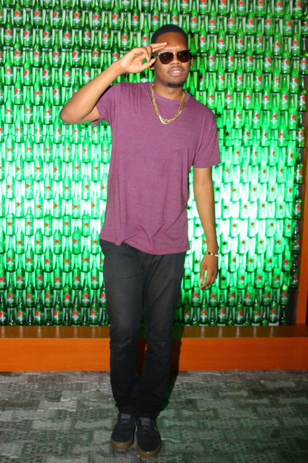Heineken's Green Light Party with Tim Westwood - Bellanaija - November2014001 (13)