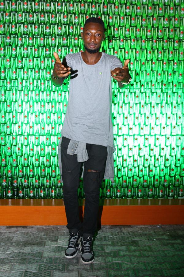 Heineken's Green Light Party with Tim Westwood - Bellanaija - November2014001 (20)