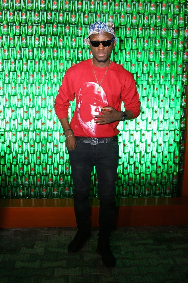 Heineken's Green Light Party with Tim Westwood - Bellanaija - November2014001 (5)