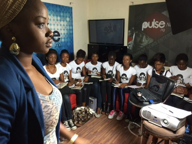 Highlights from Kinabuti & Pulse NG's Dare2Dream Project Boot Camp - Bellanaija - November2014003