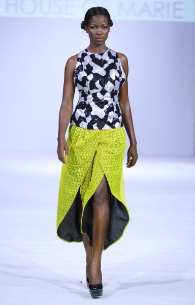 Ghana Fashion Design Week 2013 House Of Marie Bellanaija