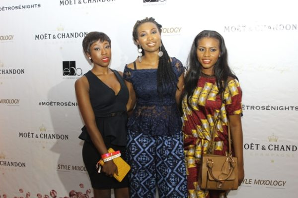 Beverly Naya, Bolanle Olukanni, Liz Yemoja
