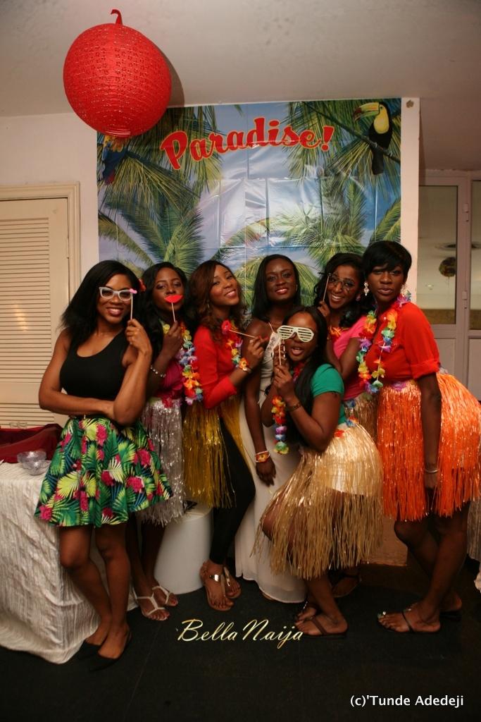 Ife's Hawaiian Paradise | Bridal Shower | Partyfully Yours | BellaNaija 2014 013