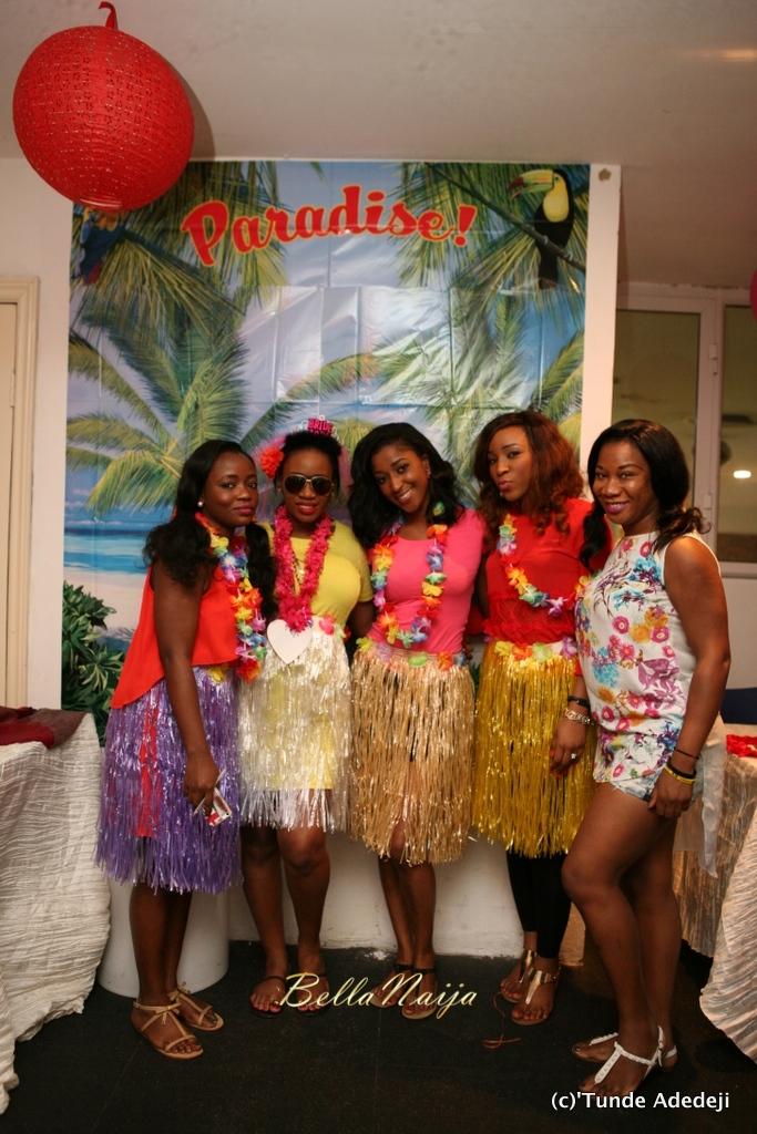 Ife's Hawaiian Paradise | Bridal Shower | Partyfully Yours | BellaNaija 2014 021