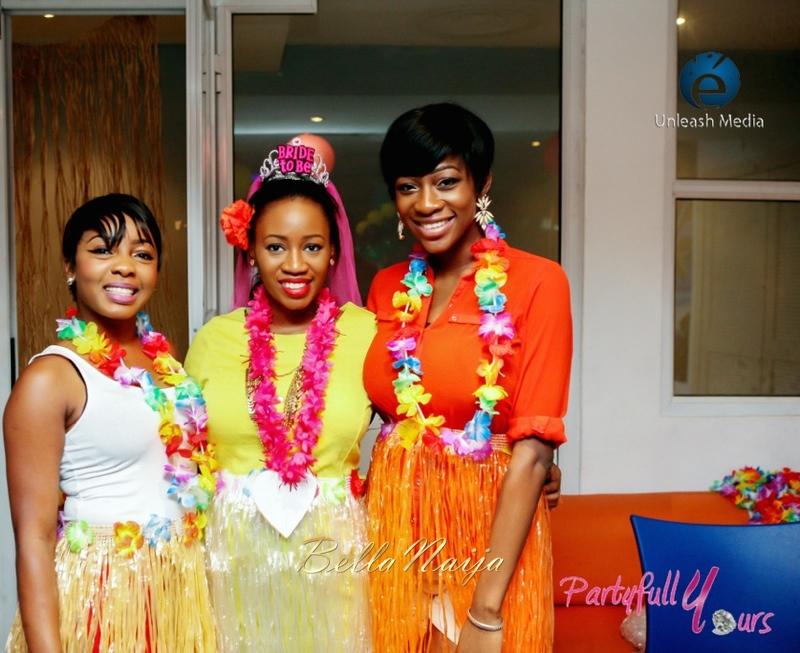 Ife's Hawaiian Paradise | Bridal Shower | Partyfully Yours | BellaNaija 2014 034