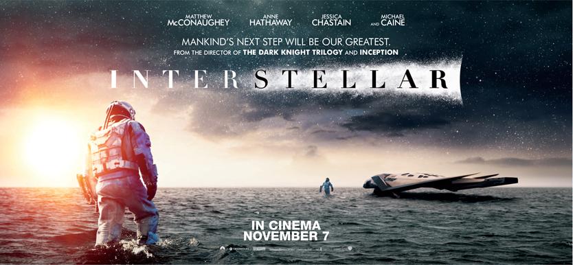 Interstellar Movie - Bellanaija - November 2014