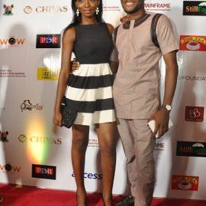Ivie Okujaye & Tope Tedela