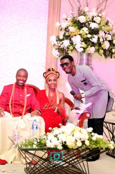 Ivie Okunbo & Tsola Emiko Traditional Wedding in Benin | Attitude Photography | BellaNaija - November 02.2