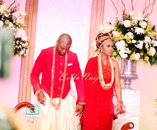 Ivie Okunbo & Tsola Emiko Traditional Wedding in Benin | Attitude Photography | BellaNaija - November 03.3