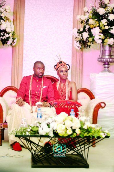 Ivie Okunbo & Tsola Emiko Traditional Wedding in Benin | Attitude Photography | BellaNaija - November 05.5