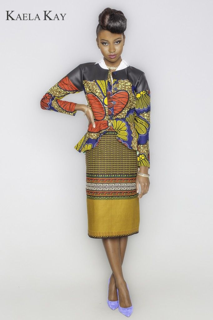 Kaela Kay Fall Winter 2014 Collection - Bellanaija - November2014006