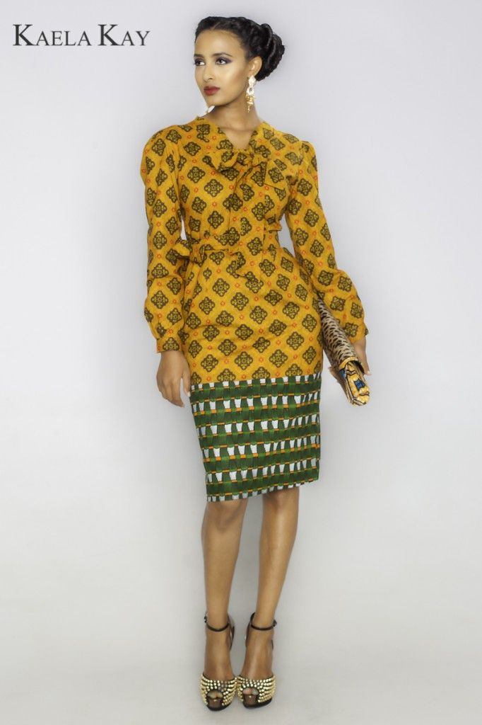 Kaela Kay Fall Winter 2014 Collection - Bellanaija - November2014014