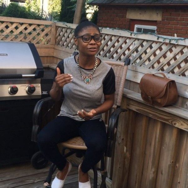 Karen Igho Is Back! Speaks On Ebola In First Appearance