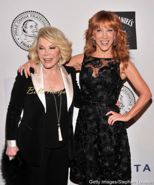 Joan Rivers & Kathy Griffin
