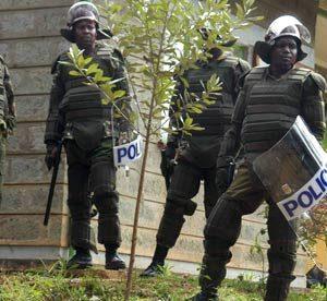 Kenya Polcie
