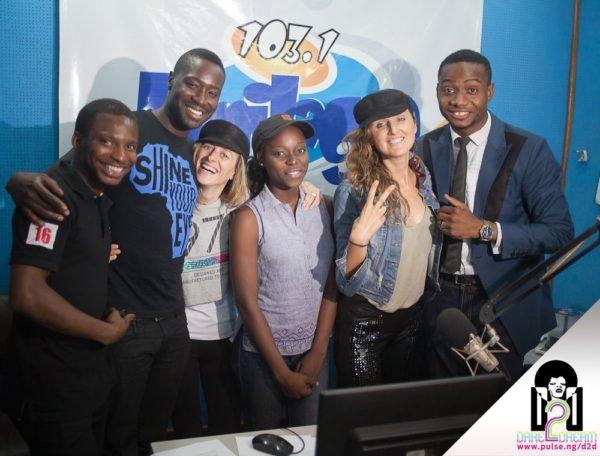 Kinabuti & Pulse TV Dare 2 Dream Initiative - Bellanaija - November2014021