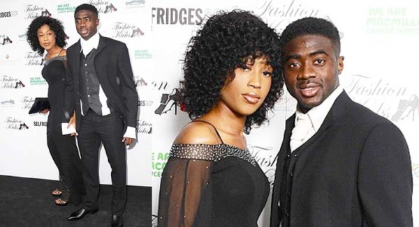 Kolo-Toure-and-Wife-Chimene-Akassou