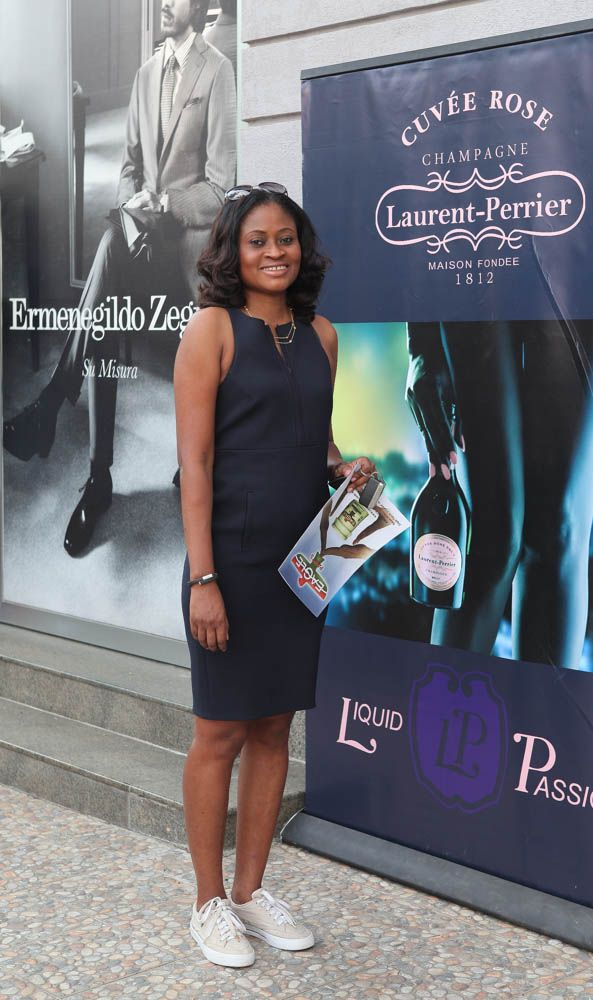 L4yerCake Exhibition hosted by Ermenegildo Zegna & Laurent-Perrier Champagne - Bellanaija - November2014004