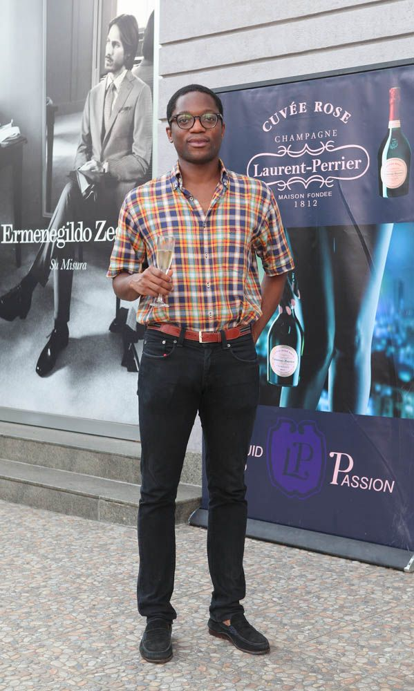 L4yerCake Exhibition hosted by Ermenegildo Zegna & Laurent-Perrier Champagne - Bellanaija - November2014028