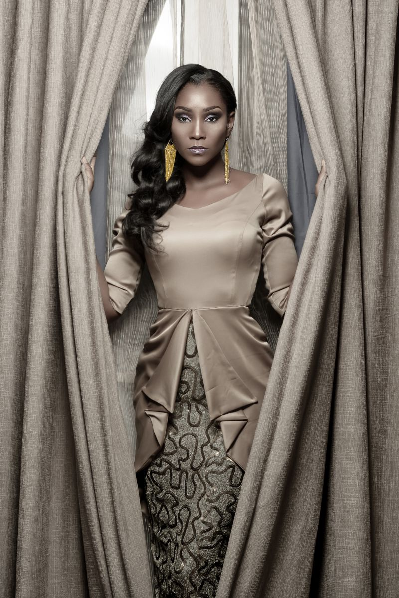 Lady Biba Refined Opulence Holiday 2014 Collection - Bellanaija - November2014005
