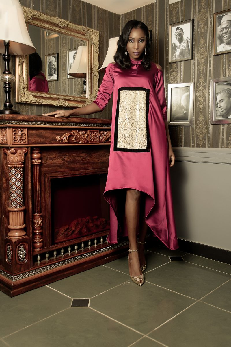 Lady Biba Refined Opulence Holiday 2014 Collection - Bellanaija - November2014006