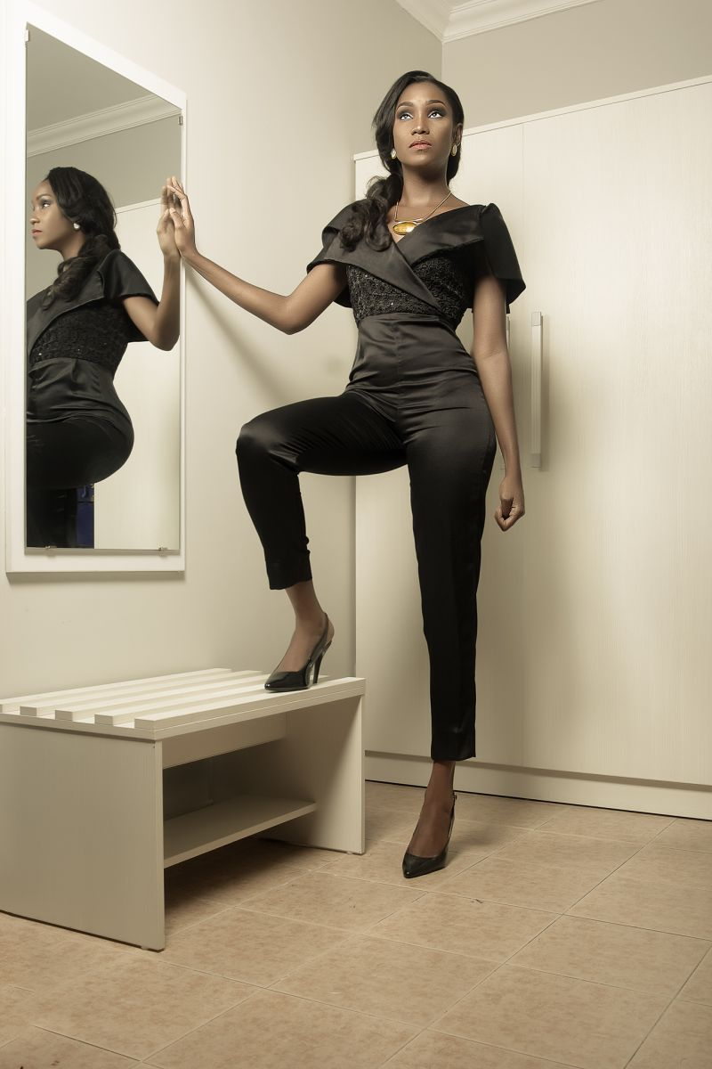 Lady Biba Refined Opulence Holiday 2014 Collection - Bellanaija - November2014010