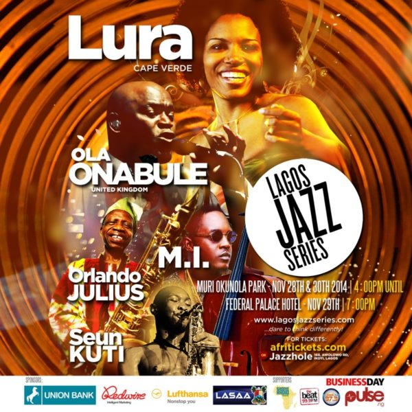 Lagos Jazz Series 2014