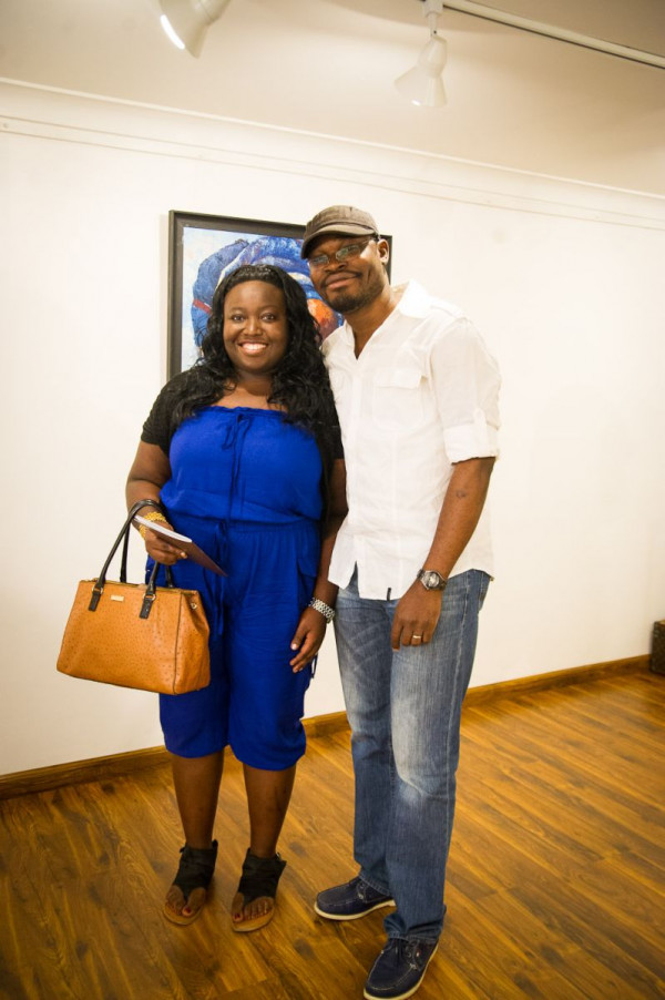 Laurent Perrier and Arabas Homemade sponsors The Woven Beauty Exhibition - Bellanaija - November2014001 (1)
