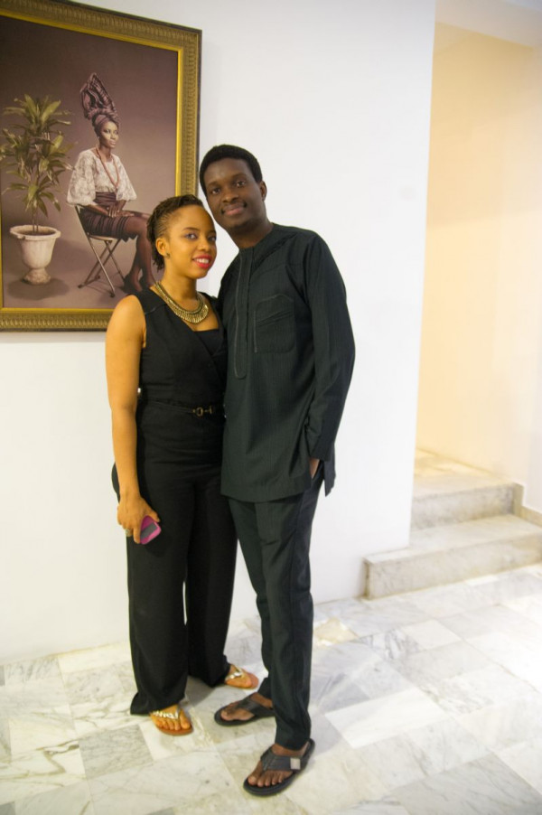 Laurent Perrier and Arabas Homemade sponsors The Woven Beauty Exhibition - Bellanaija - November2014001 (19)