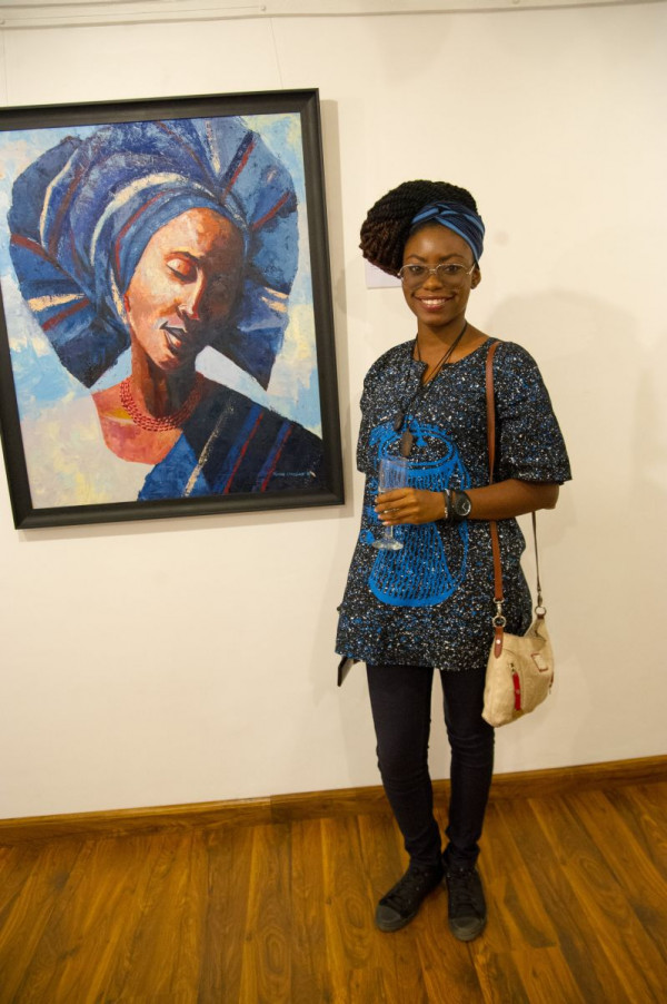 Laurent Perrier and Arabas Homemade sponsors The Woven Beauty Exhibition - Bellanaija - November2014001 (21)