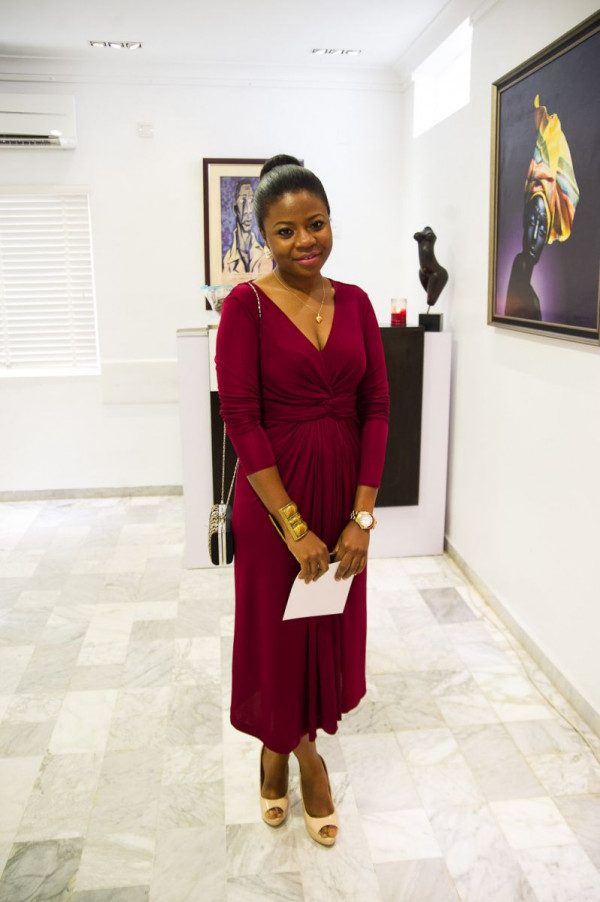 Laurent Perrier and Arabas Homemade sponsors The Woven Beauty Exhibition - Bellanaija - November2014001 (23)