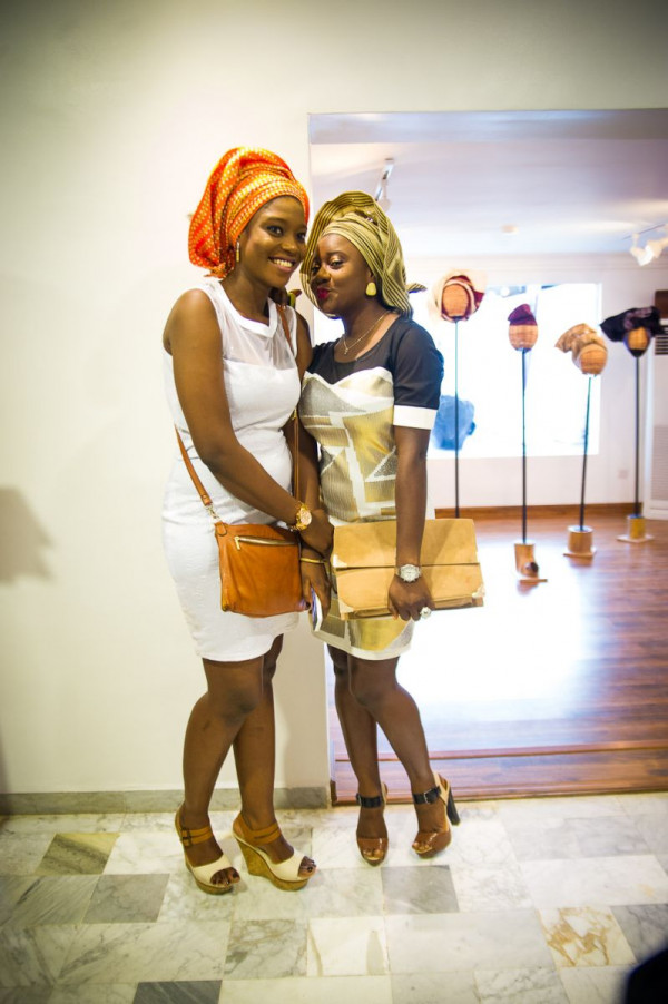Laurent Perrier and Arabas Homemade sponsors The Woven Beauty Exhibition - Bellanaija - November2014001 (28)