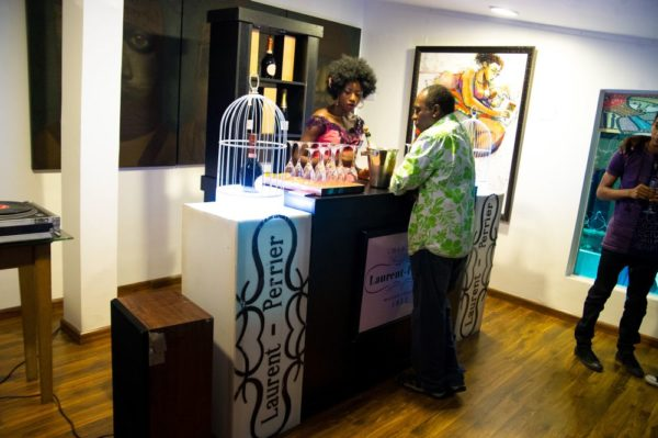 Laurent Perrier and Arabas Homemade sponsors The Woven Beauty Exhibition - Bellanaija - November2014001 (30)